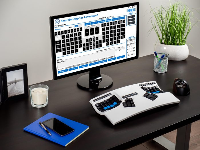 Programmable keyboards | Kinesis