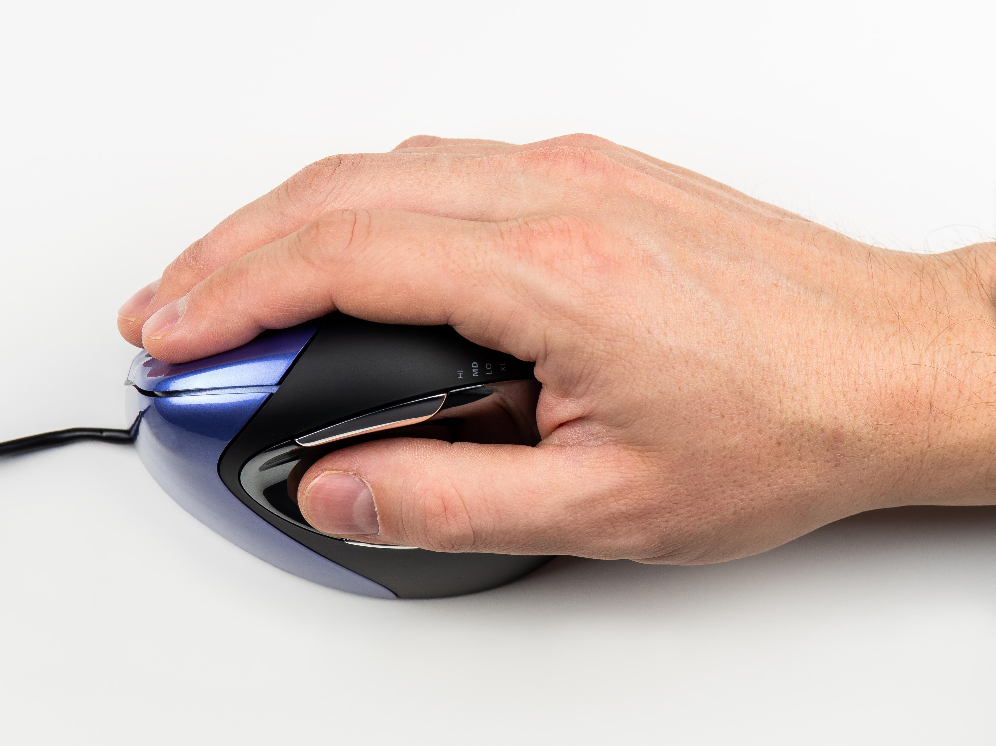 618b8387749 Left & Right Handed VerticalMouse 4 Ergonomic Mouse | Kinesis