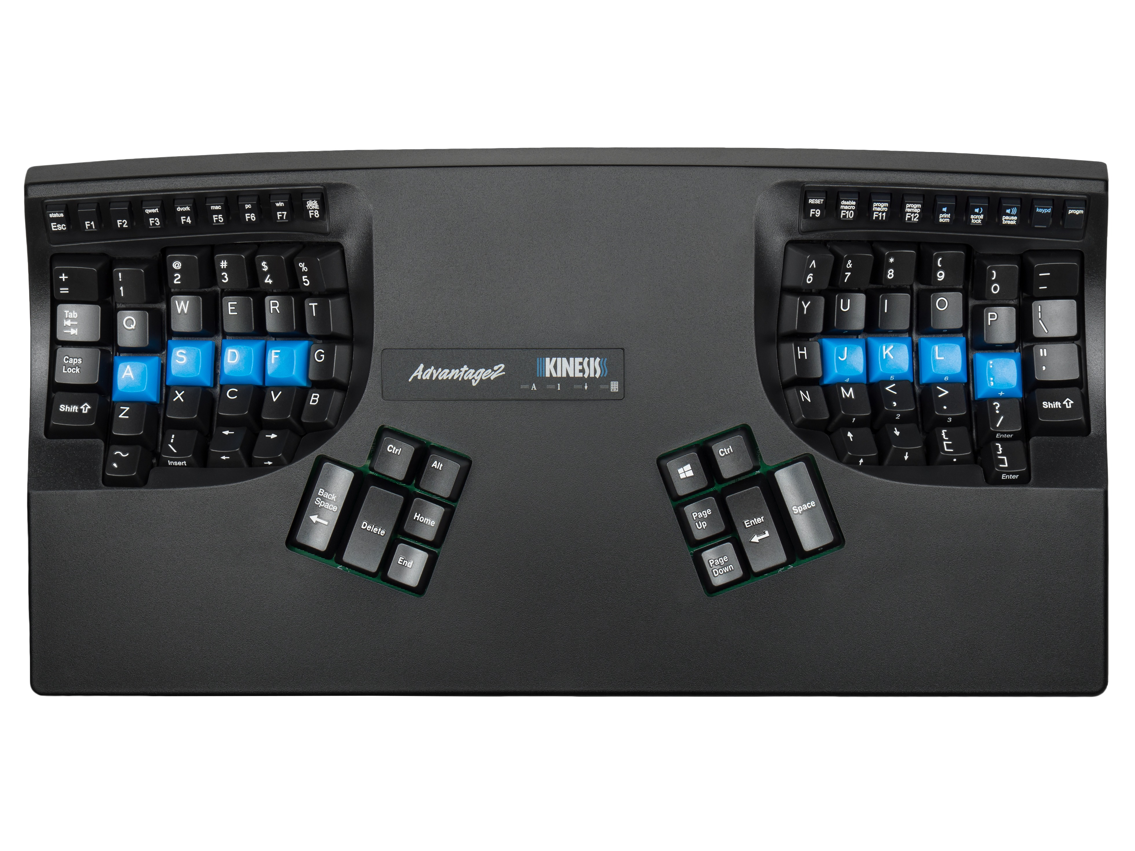 Advantage2 Wired Ergonomic Keyboard for Mac & PC | Kinesis