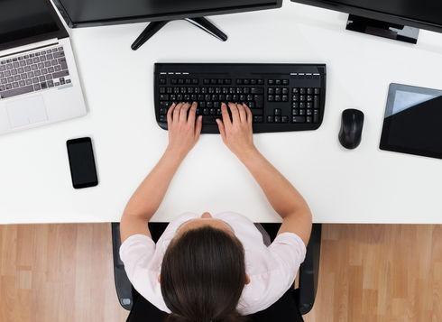 Why use a split keyboard   Kinesis